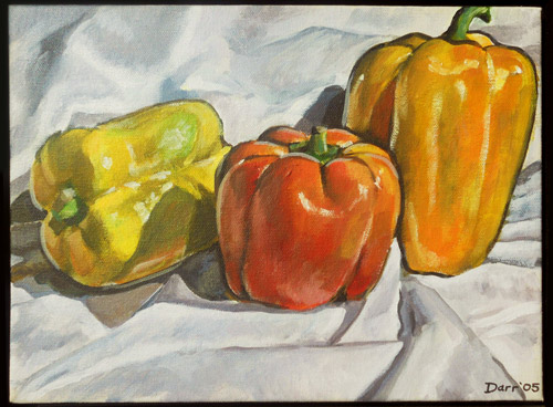 Three Peppers, 2005